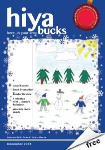 hiya bucks Amersham, Beaconsfield, Chesham, Gerrards Cross, Missenden December 2013