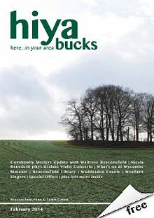hiya bucks Amersham, Beaconsfield, Chesham, Gerrards Cross, Missenden