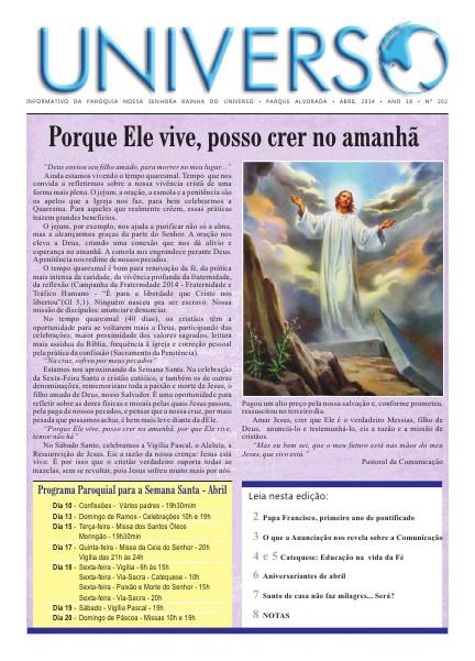 Edição de Abril 2014