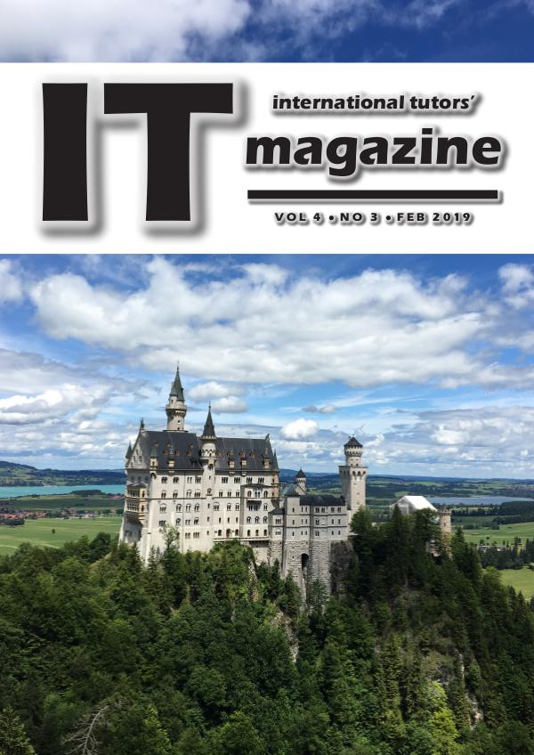 International Tutors' Magazine February 2019