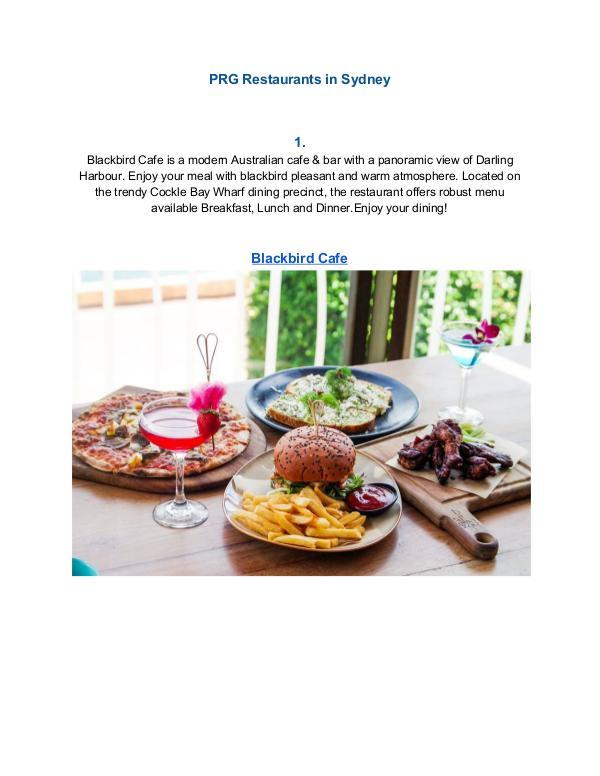 PRG Restaurants PDF 2