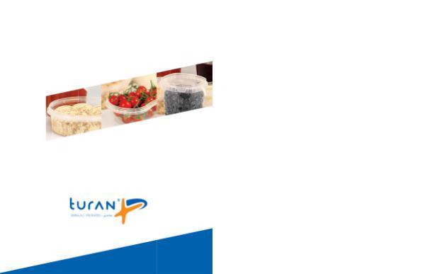 e-catalog Turan Plastic Turan Plastic - Catalogue