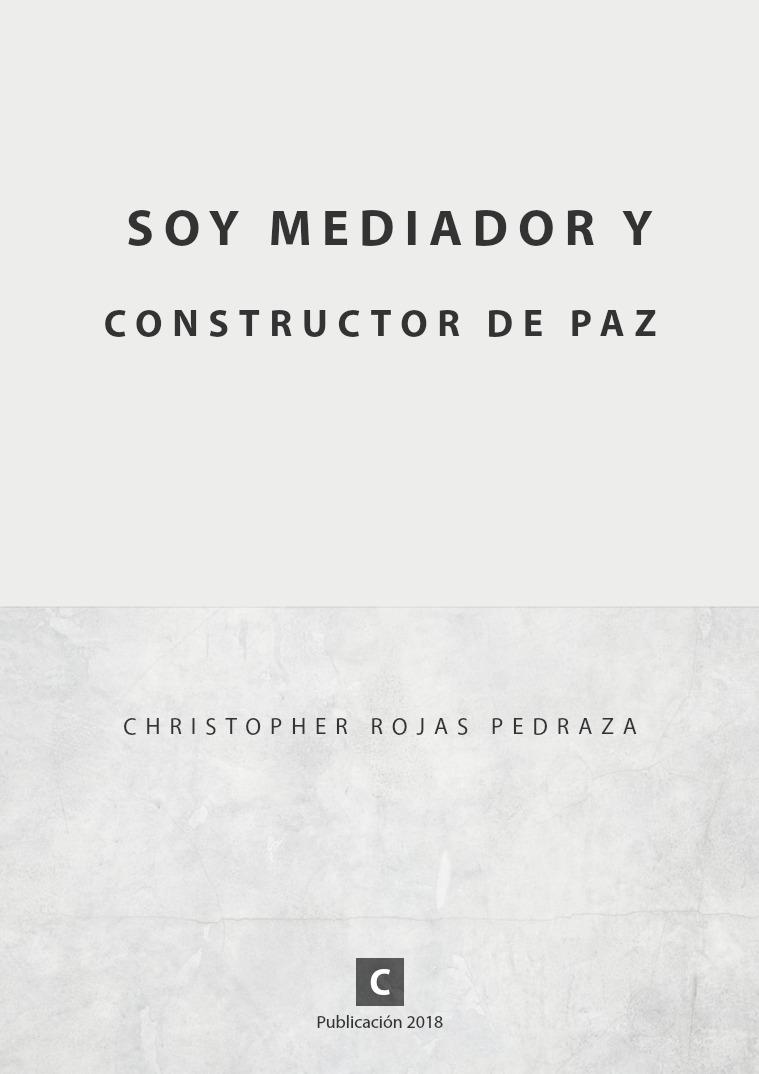 SOY MEDIADOR Y CONSTRUCTOR DE PAZ 1