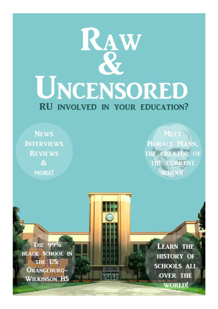 RU involved in your education? 1