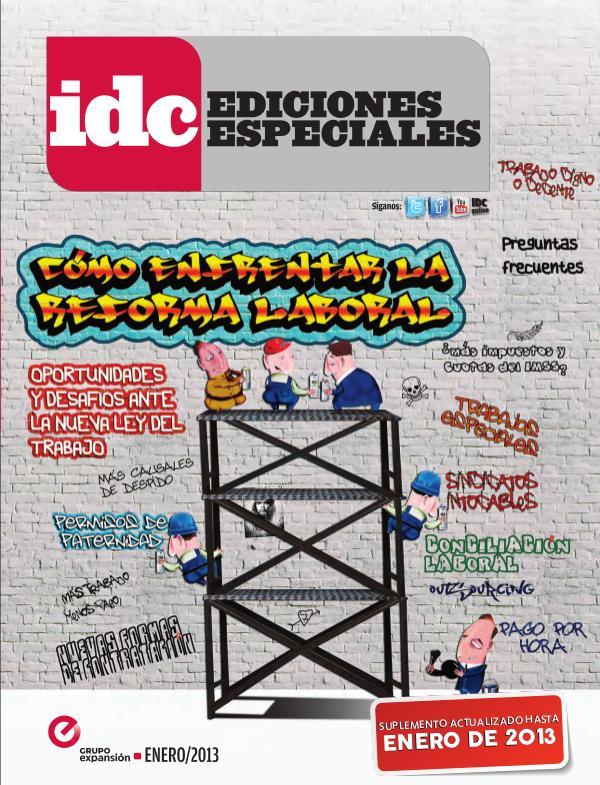 Cómo enfrentar la Reforma Laboral - 2013