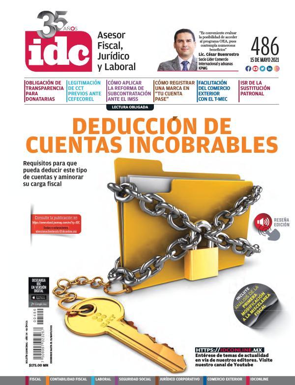IDC 486 15-Mayo-2021