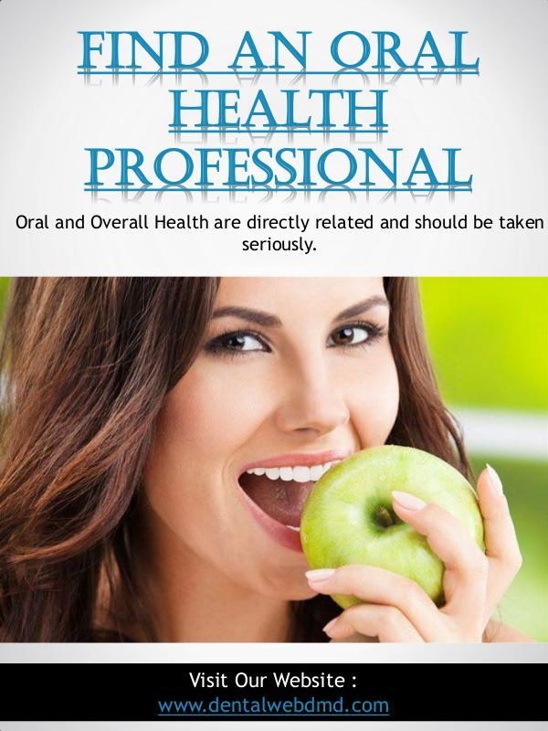 Dental Specialist Endodontist   dentalwebdmd.com Find An Oral Health Professional   dentalwebdmd.co