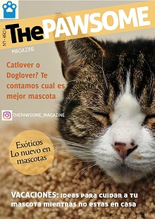 The Pawsome Magazine