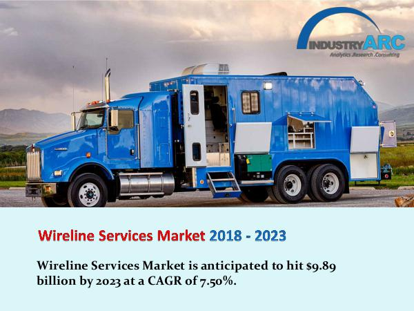 Analytics, Research & Consulting Wireline Services Market Outlook by 2023