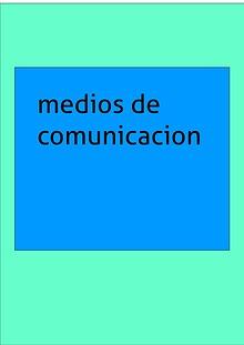 sistemas de ocmunicacion