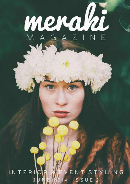 Meraki Magazine June 2014 Issue 2