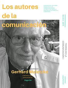 Los Autores de la Comunicación