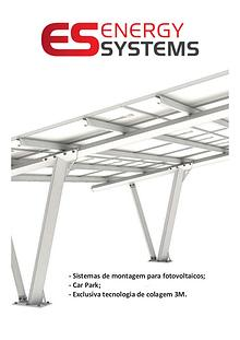 Catálogo Produtos Fotovoltaicos Energy Systems