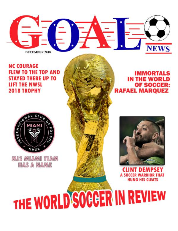 GOALNEWS Special Edition WC Russia 2018