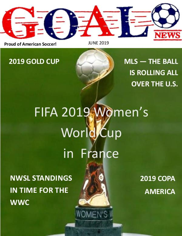 Gold Cup 2019 MLS NWSL