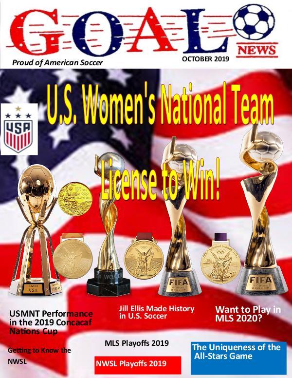 GOALNEWS Women WC France 2019