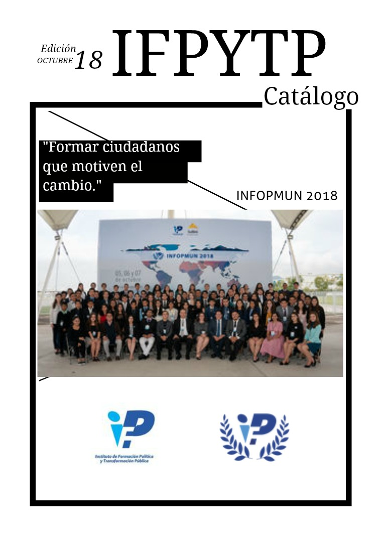 Revista Digital IFPYTP Edición Octubre