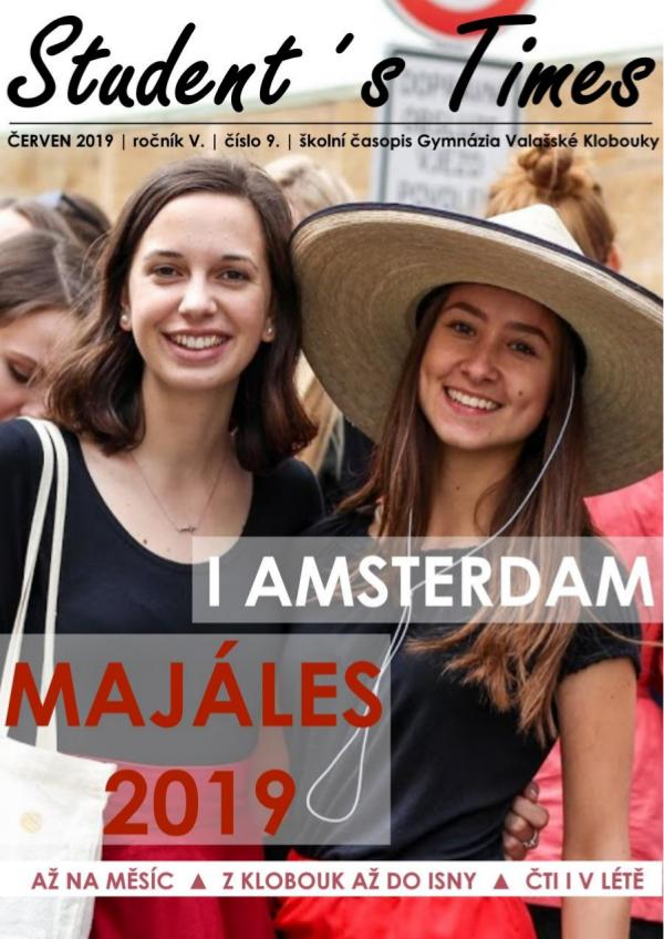 STUDENT´S TIMES 2019/06/18