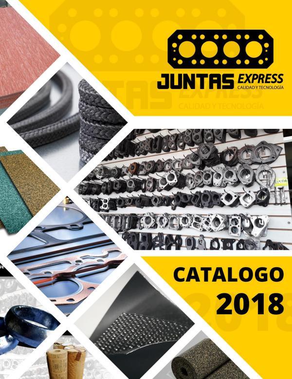 Catálogo de Materiales - Juntas Express catalogo