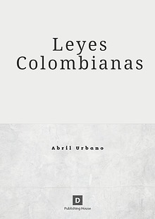 LEYES COLOMBIANAS