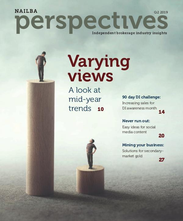 NAILBA Perspectives Spring 2019