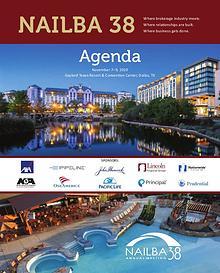 NAILBA 38 Agenda