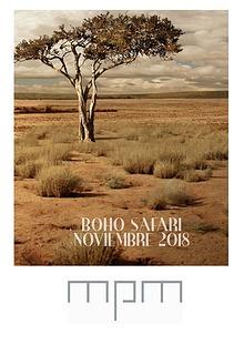 Colección Boho Safari