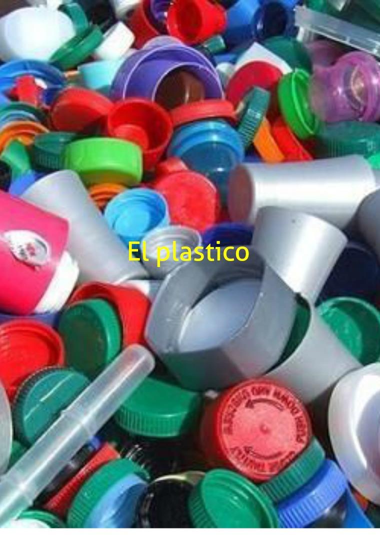 el plastico el plastico