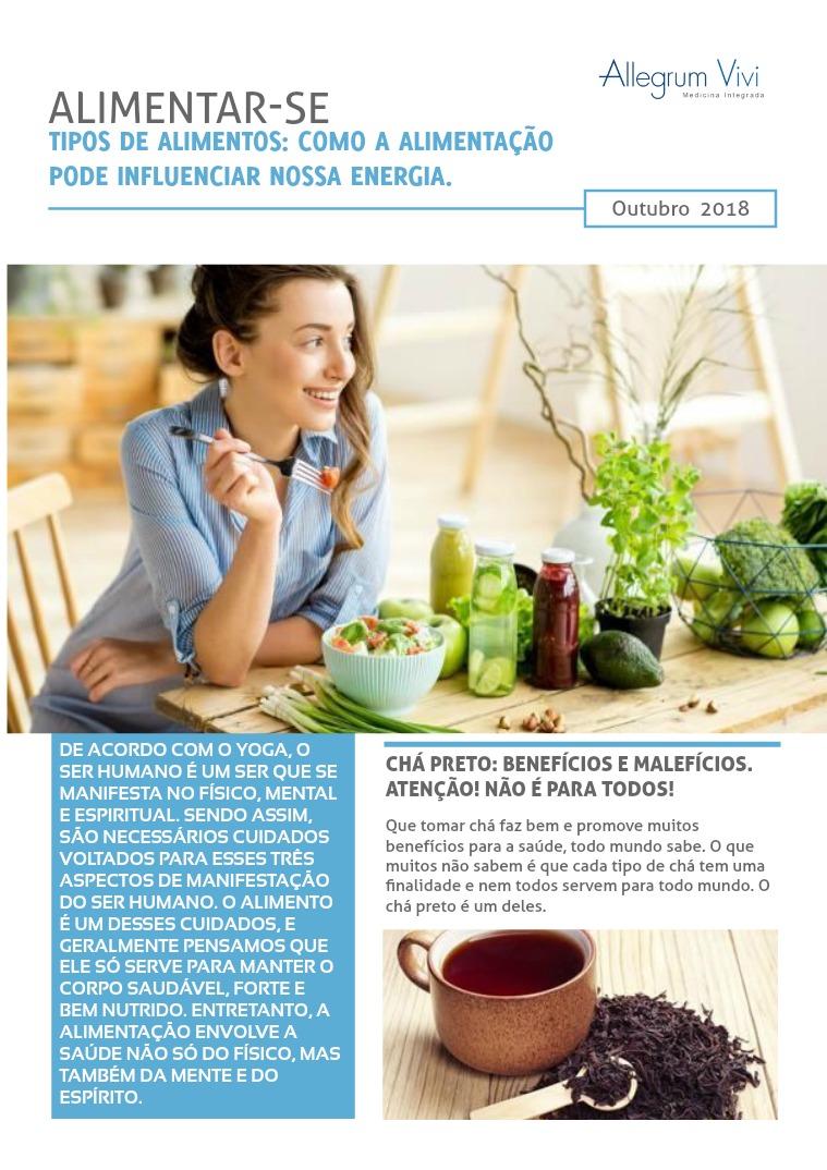 Revista Allegrum Vivi Medicina Integrada