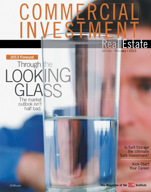 Commercial Investment Real Estate January/February 2013