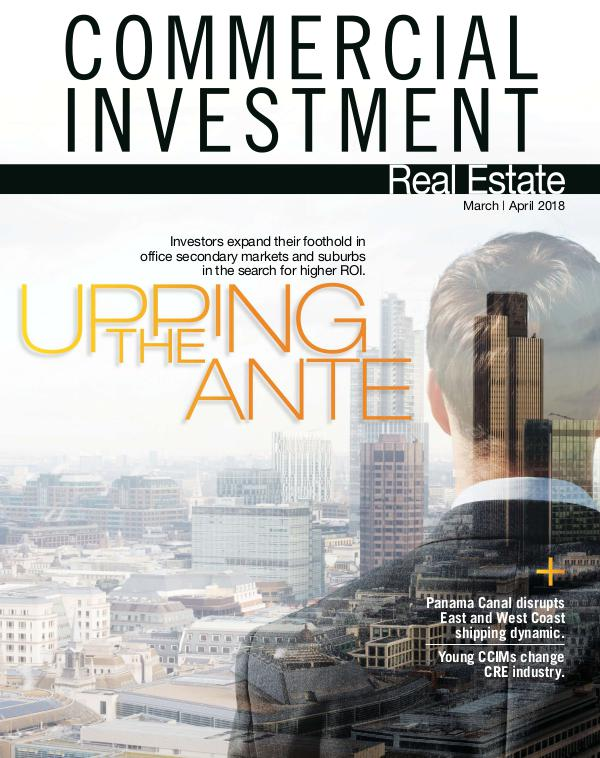 Commercial Investment Real Estate March/April 2018