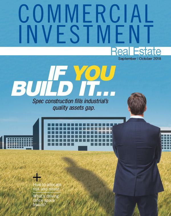 Commercial Investment Real Estate September/October 2018