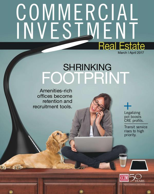 Commercial Investment Real Estate March/April 2017