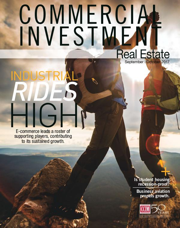 Commercial Investment Real Estate September/October 2017