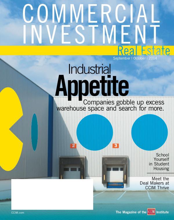 Commercial Investment Real Estate September/October 2014
