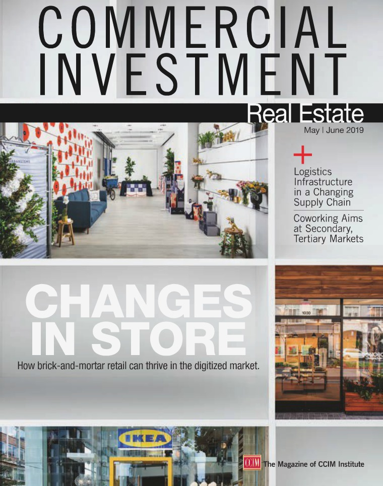 Commercial Investment Real Estate May/June 2019