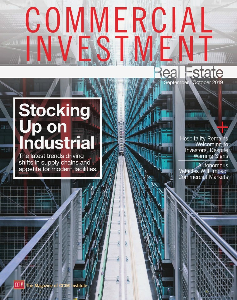 Commercial Investment Real Estate September/October 2019
