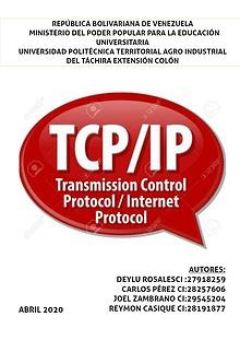 Modelo TCP/IP o Modelos de Comunicación
