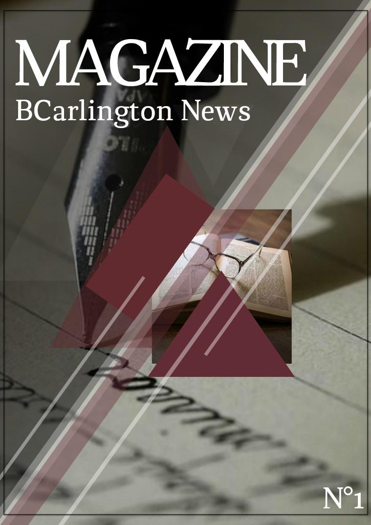 BCarlington News Magazine 1
