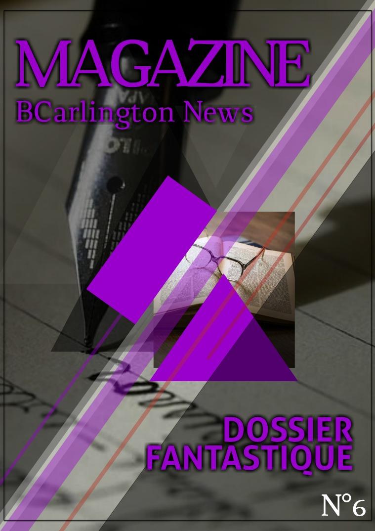 BCarlington News Magazine 6