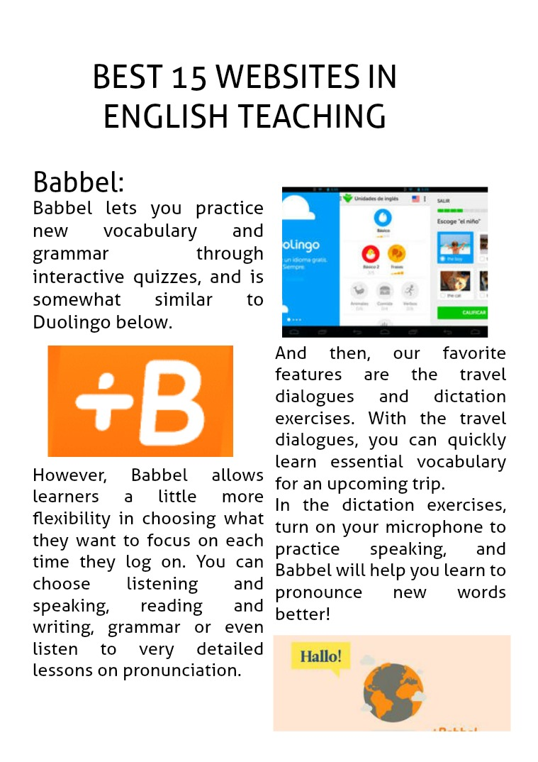Best 15 websites english english english english english english