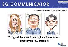 SG Communicator 2019-3