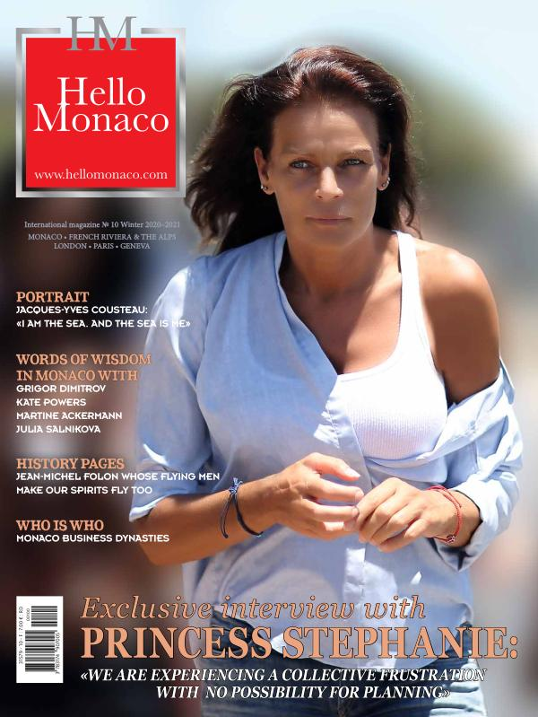 Hello Monaco #10 Winter 2020–2021
