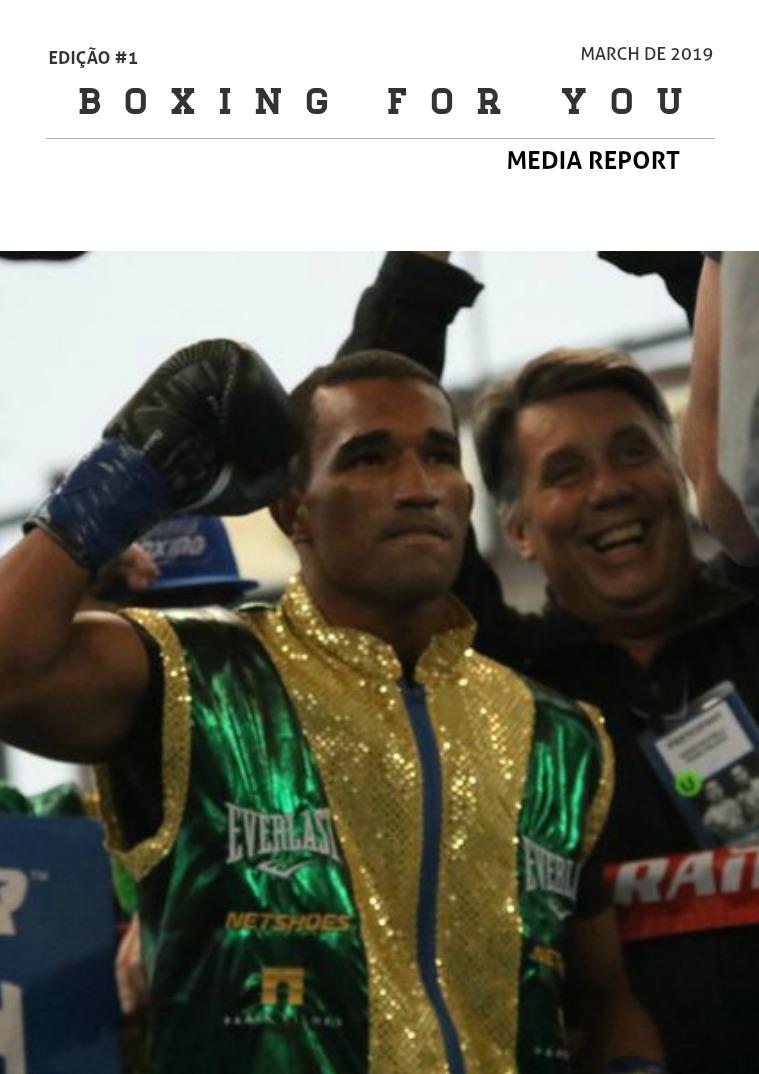 Midea Report - Eduardo Lass Boxing For You - Resultados