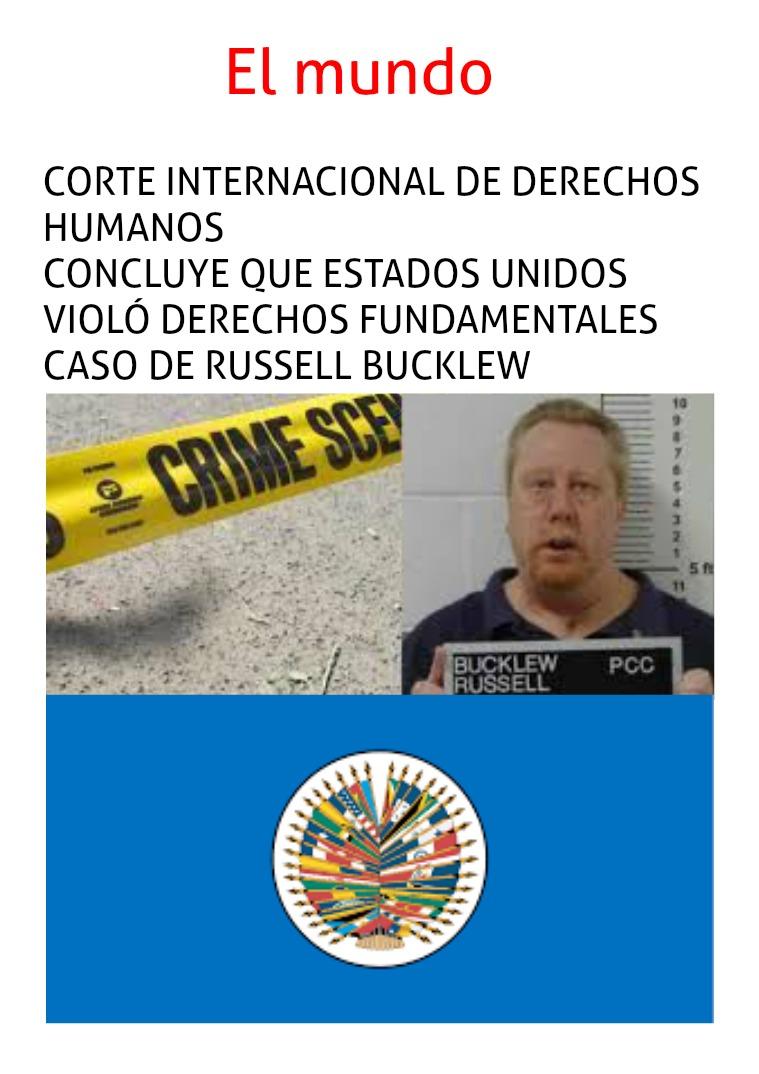 """Construyo 7.1. """"Corte Interamericana de Derechos Humanos y Corte Pena CORTE INTERNACIONAL DE DERECHOS HUMANOS CONCLUYE Q"""
