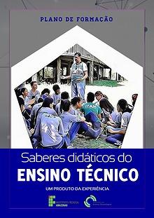 Plano de Formação Saberes didáticos do ensino técnico