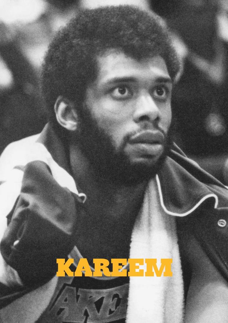 Kareem Abdul-Jabbar Kareem Abdul-Jabbar