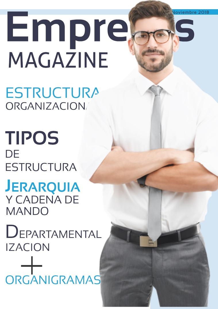 La Estructura Organizacional Vol. 1