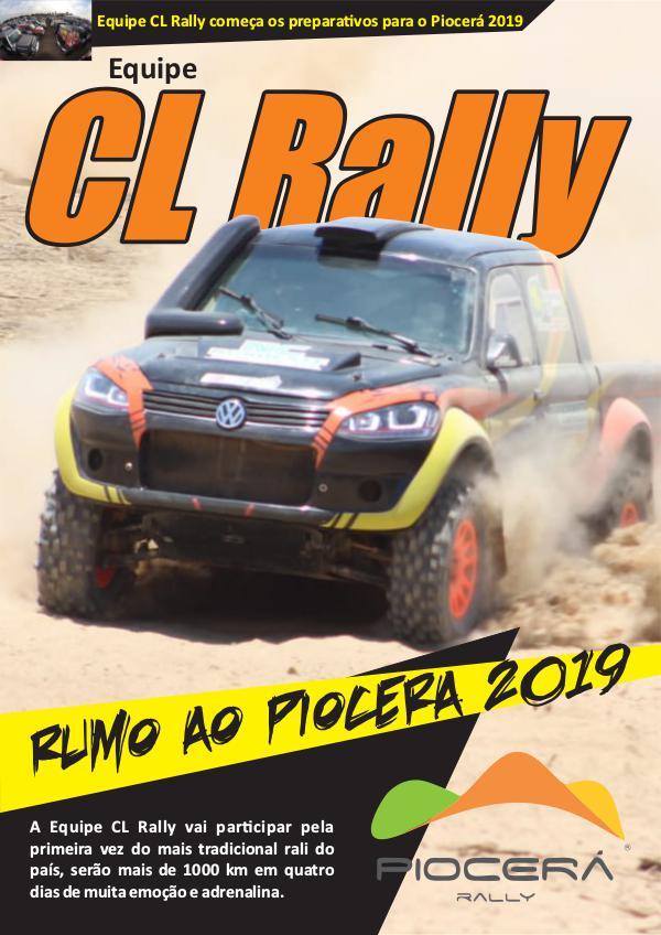Projeto Teste Equipe CL Rally Projeto CL Rally Catálogo TESTE