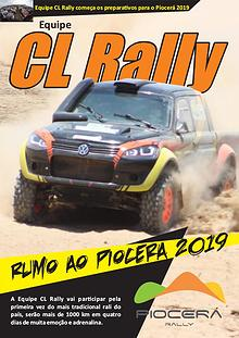 Projeto Teste Equipe CL Rally